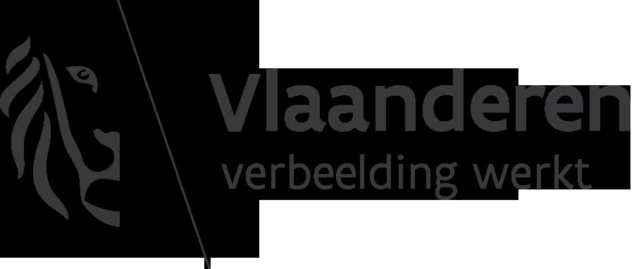 Vlaanderen logo color